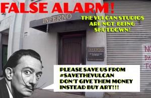 INFERNO Gallery NOT being Shutdown